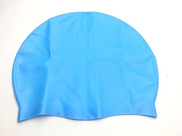 Шапочка для плавания Grilonq - 4602 (Синяя), фото 2