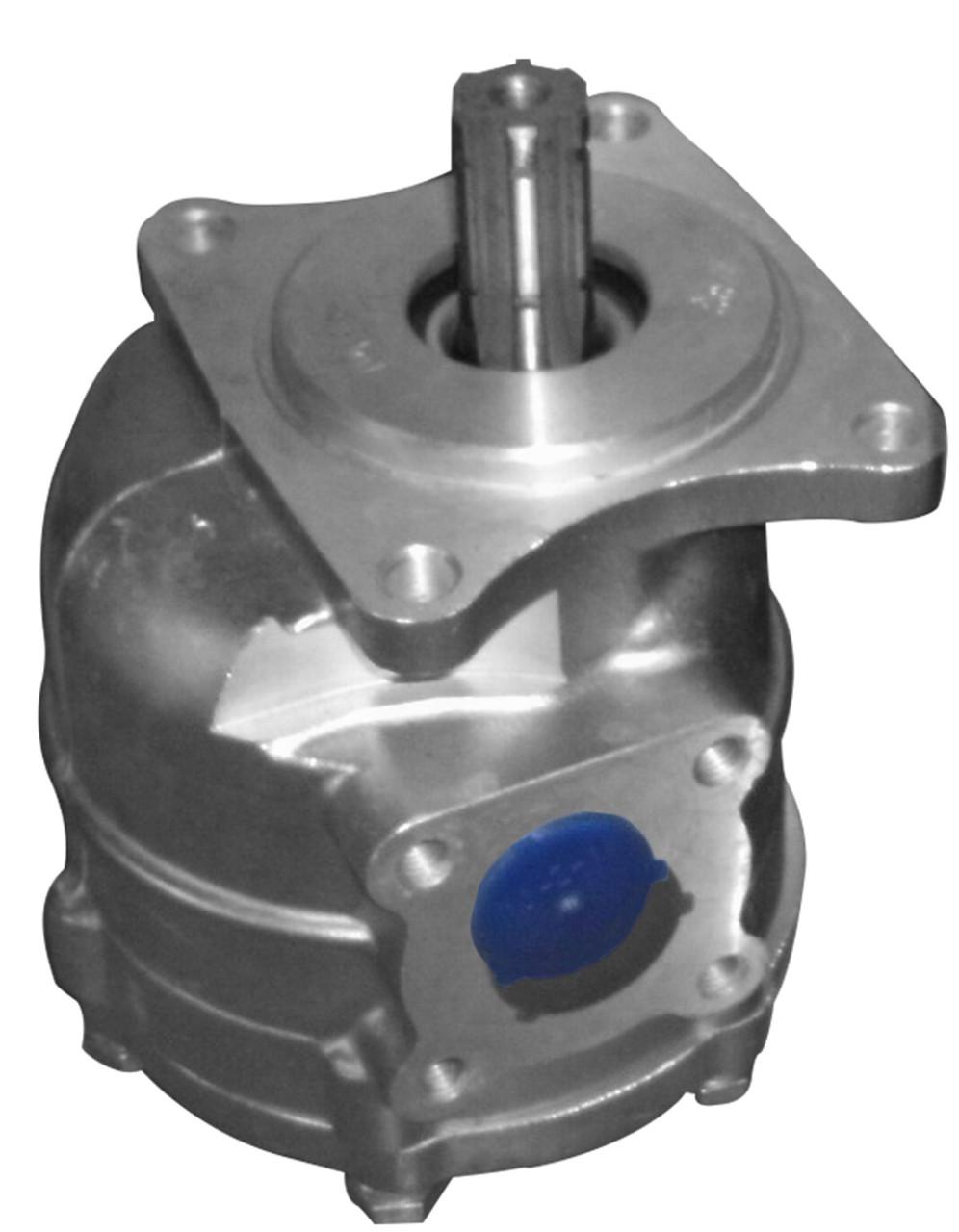 Гидромотор шестеренный масляный правого вращения ГМШ 50-3
