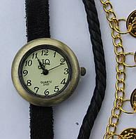 Женские часы с цепочкой