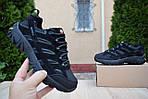Мужские зимние кроссовки Merrell Moab (черные) - Термо (без меха), фото 8