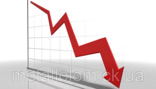Внимание цена на черный металлолом стремительно падает.