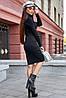Женское трикотажное платье-гольф под горло (3696-3705-3704 svt), фото 6