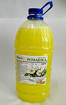 Мыло жидкое Гарно/GARNO  5л Ромашка крем мыло (elite)