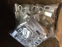 Тросовий (канатний) затискач DIN 3093 (алюмінієва втулка)