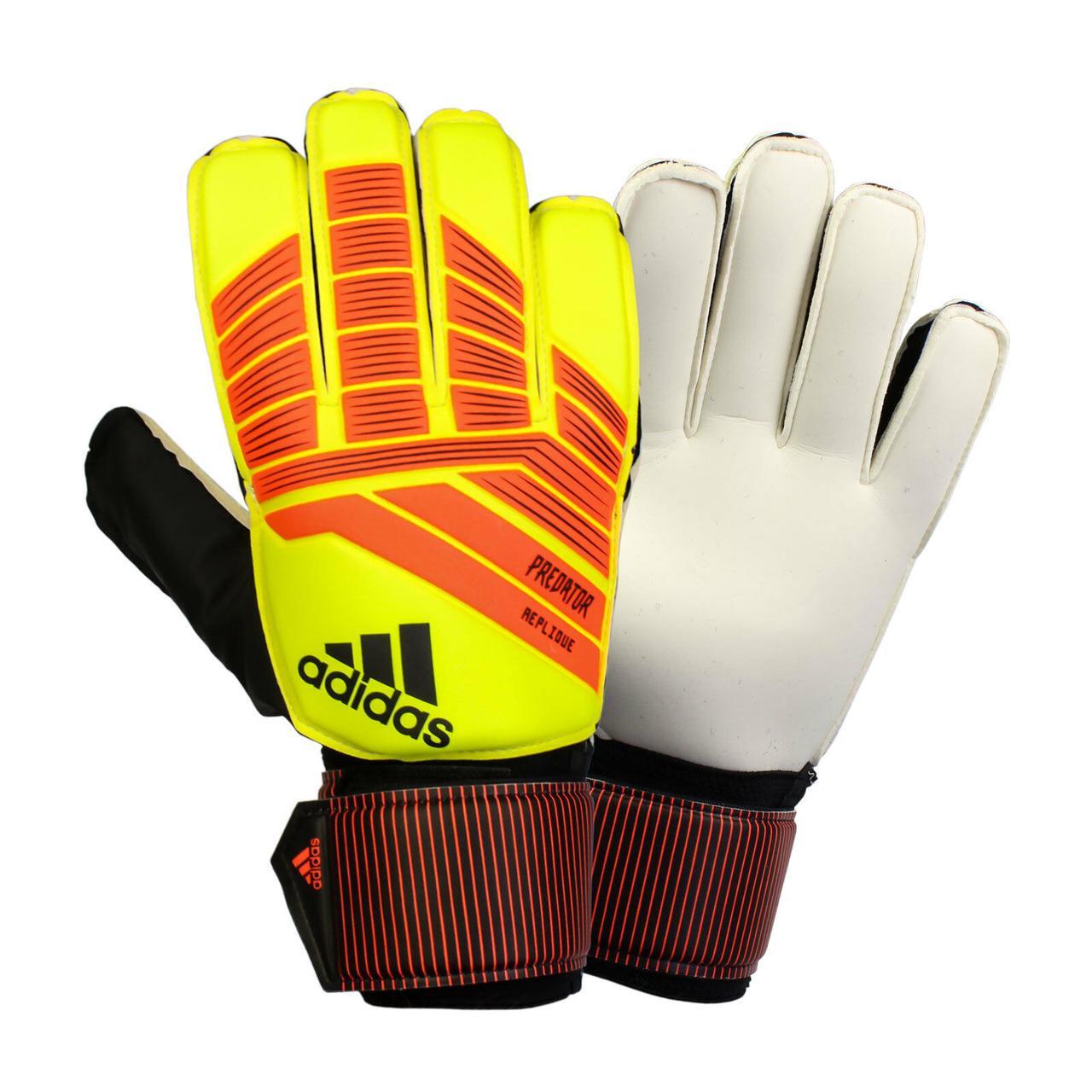 Вратарские перчатки adidas Predator Replique (CW5600) - Оригинал