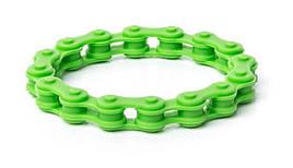 Браслет на руку  зелений