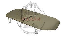 Теплый спальный мешок Trakker Big Snooze+ Sleeping Bag (215х90) (Standart)