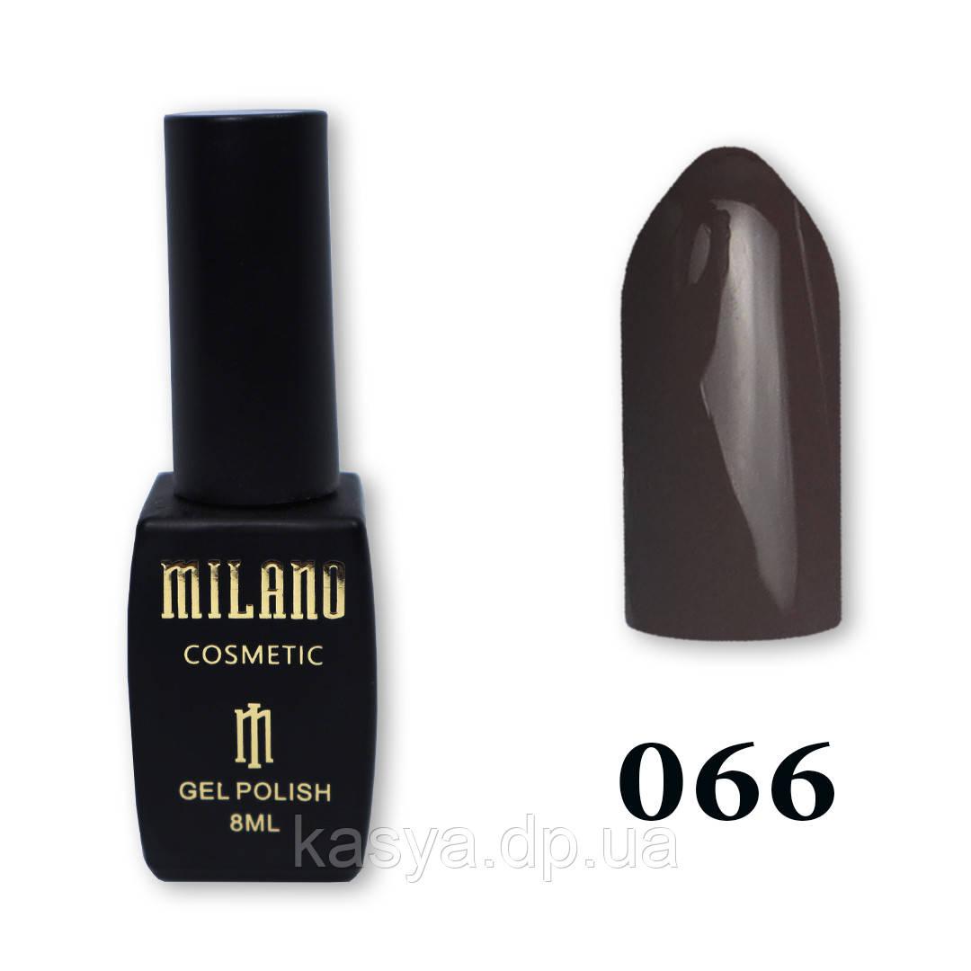 Гель-лак MILANO №066, 8 мл