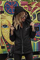 Комфортная куртка с капюшоном, фото 3
