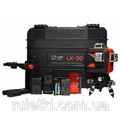 LSP LX-3D Pro лазерный уровень нивелир