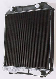 Радиатор охлаждения ЛАЗ 699 (4-х рядн.) (пр-во ШААЗ)
