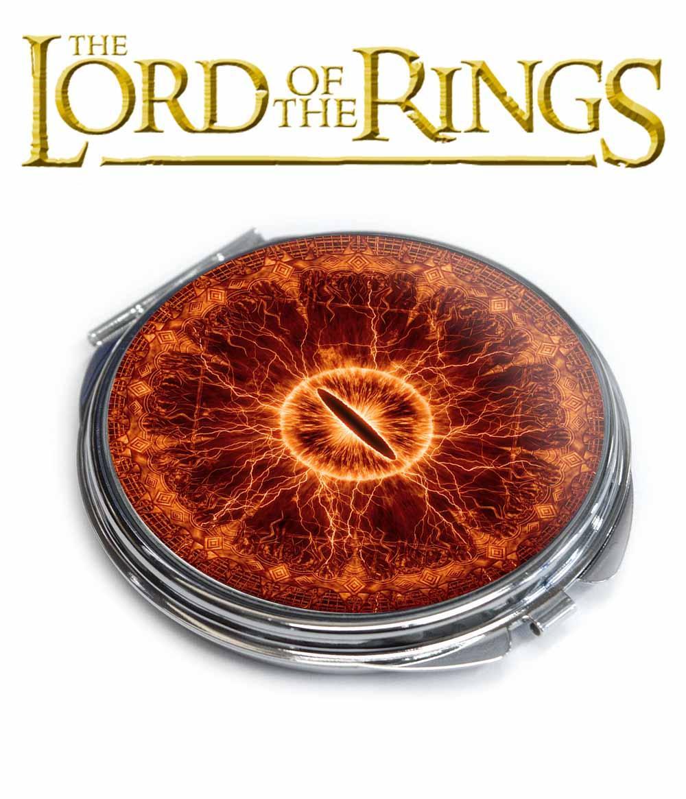 Карманное зеркало Око Саурона Властелин колец / The Lord of the Rings
