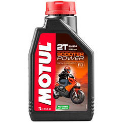 Моторное масло MOTUL Scooter Power 2T (1L)