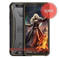Смартфон Blackview BV5500 Pro Yellow 5.5 3/16Gb IP68 4G 4400mAh Android 9.0