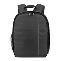 Универсальный фото рюкзак для Canon EOS, Nikon, Sony, Olympus, Кэнон, Никон, Олимпус, Сони