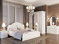 Спальня 4Д Лаура Світ Меблів