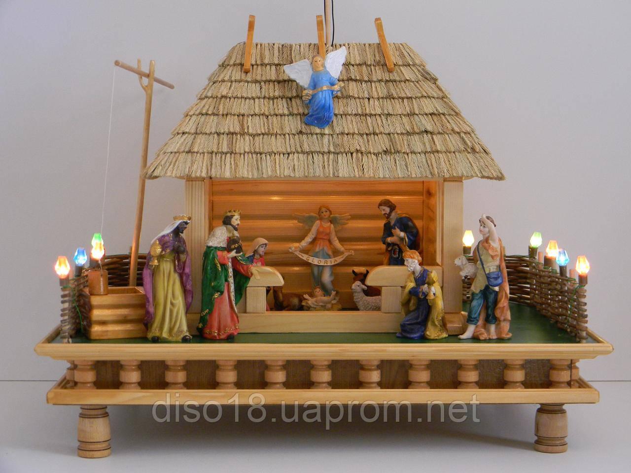 Макет модель Рождество Папье-маше Рождественский вертеп Бумага ...   960x1280