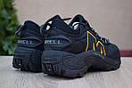 Мужские зимние кроссовки Merrell ICEBERG MOC (черные) - с флисом (до -10), фото 6