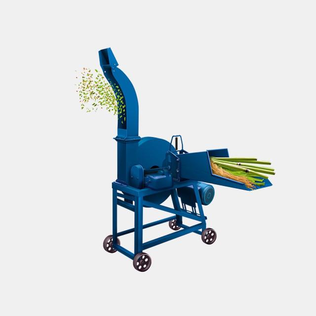 Измельчитель стеблей 9QZ-3 Днепр (+двигатель)