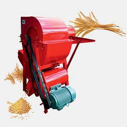 Молотилка зерновая ДТЗ (Украина, +двигатель)