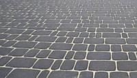Тротуарная плитка Старый город 40мм (графит)