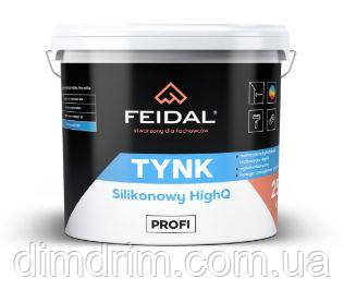 Штукатурка силіконова Feidal Tynk Silikonowy HighQ База 1