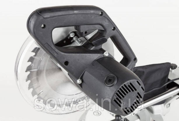 ✔️ Пила торцовочная с протяжкой Euro Craft CM233 • Торцовка ( 2950 Вт )