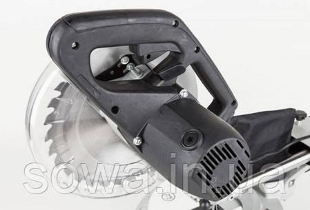 ✔️ Пила торцовочная с протяжкой Euro Craft CM233 • Торцовка ( 2950 Вт ), фото 2