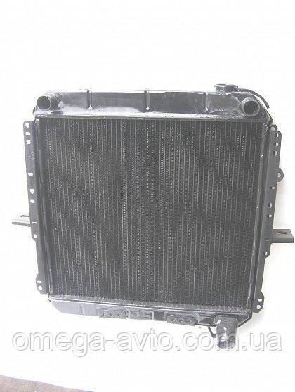 Радиатор охлаждения МАЗ-500А (3-х рядный) (пр-во Украина) 500А-1301010