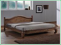 Кровать Жизель 2х1.8 массив гевеи