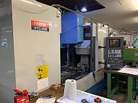 Вертикальный фрезерный обрабатывающий центр с ЧПУ MAZAK VTC 20 B, фото 1