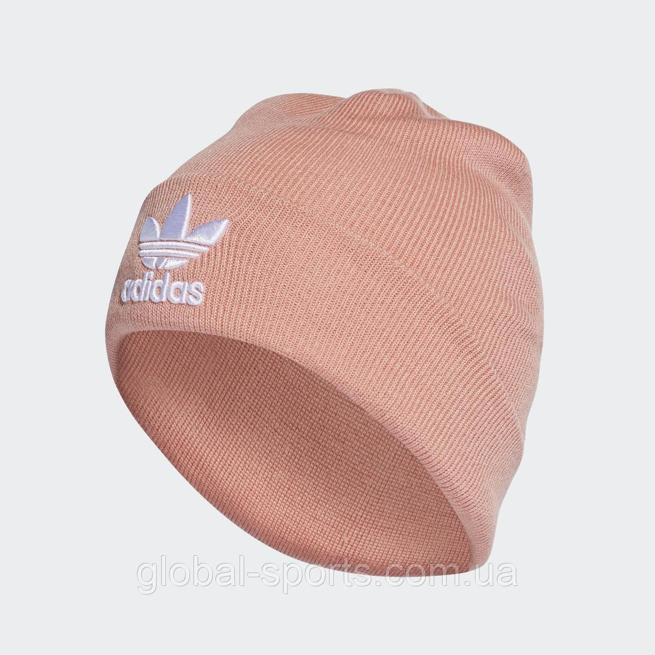 Жіноча шапка - біні Adidas Originals Trefoil (Артикул:DV2486)