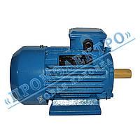 Электродвигатель трехфазный 1,1 кВт 1500 об/мин АИР 80A4 (IM 1081) Лапа