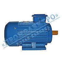 Электродвигатель трехфазный 2,2 кВт 1500 об/мин АИР 90L4 (IM 2081) Лапа