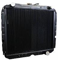 Радиатор охлаждения УРАЛ 4-х рядн с дв. ЯМЗ (пр-во ШААЗ)