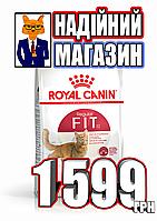 Сухой корм для кошек Royal Canin FIT 10кг