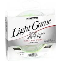 Шнур Salmo LIGHT GAME X4 0.04 (100m)