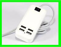 Зарядное устройство на 4 USB, фото 1