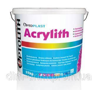 Штукатурка акрилова Optoplast Acrylith
