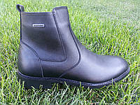 Ботинки мужские классические зимние