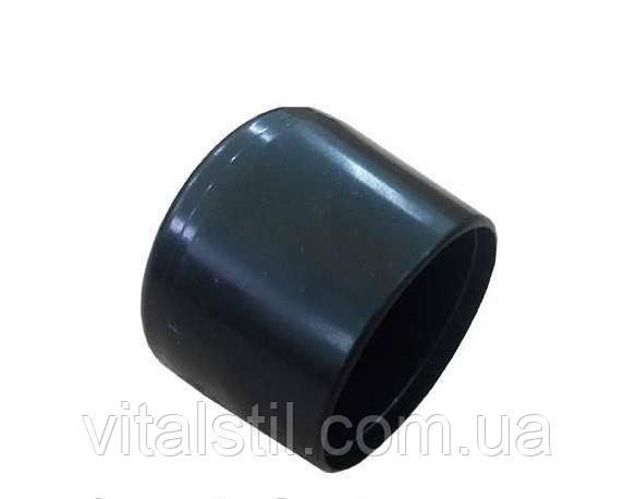 Заглушка наружная для трубы  Д=25 мм