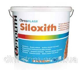 Штукатурка силікатно-силіконова Optoplast Siloxith