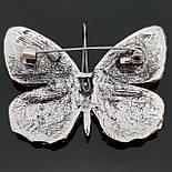 Красивая брошка. Брошка бабочка, фото 2