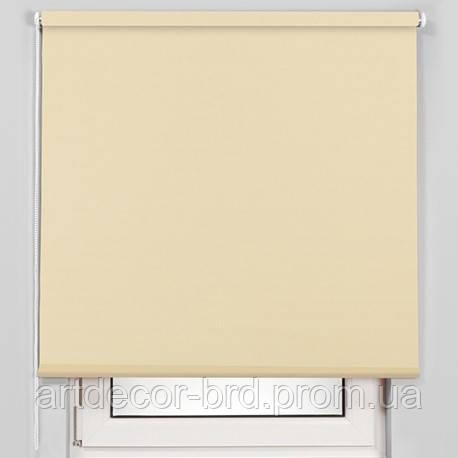Рулонная штора Vidella Gaja (GG06) Спелая груша 39см*1600cм