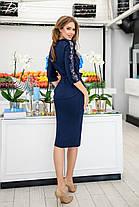 Модный костюм с юбкой, фото 2