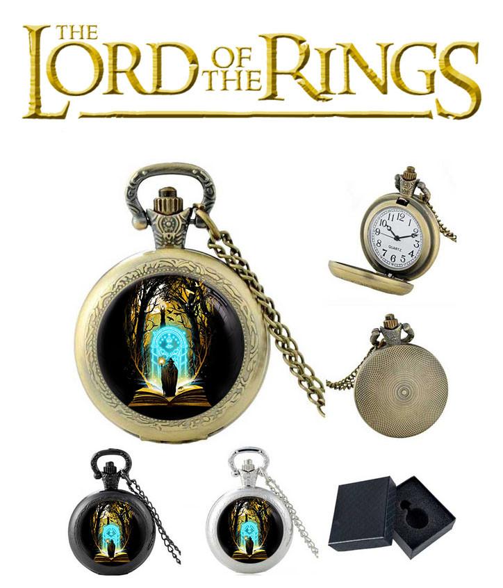 Карманные часы Врата Дурина Властелин колец / The Lord of the Rings