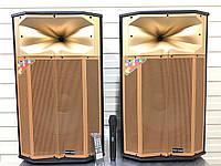 Акустика RC-1504 активная с радиомикрофоном (500W/FM/Bluetooth/USB), фото 1