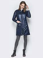 Стильная женская демисезонная  куртка трансформер play S 44 синий UAAPw70_11