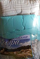 Одеяло 155*210 Шерстяное (бязь) ARDA Company лев., фото 3