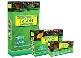 Удобрение НОВОФЕРТ «ГАЗОН» (Весна – Лето), 1 кг.